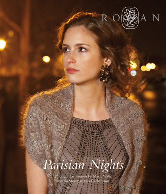 Parisian Nights by Rowan