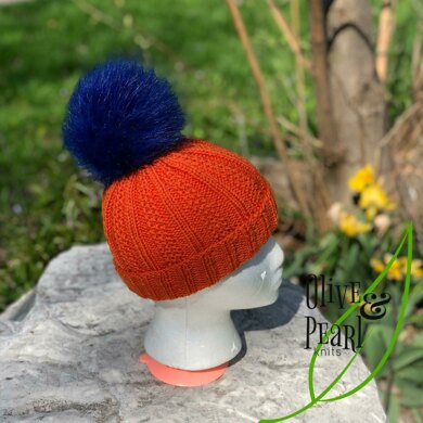 Sea Forth Hat (Worsted)