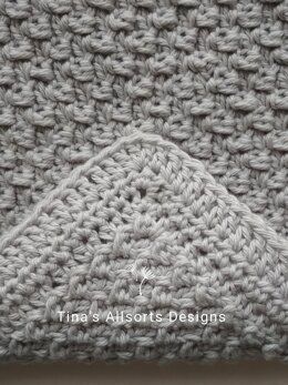 Textured Facecloth