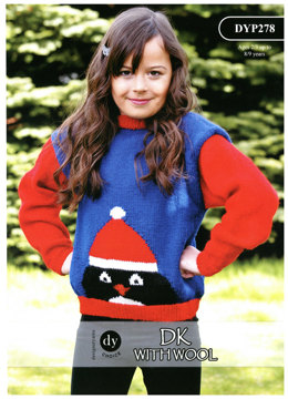 Sweater in DY Choice DK with Wool - DYP278