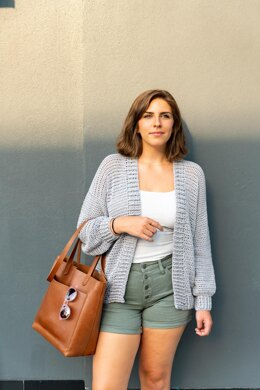 Everyday Cotton Cardigan