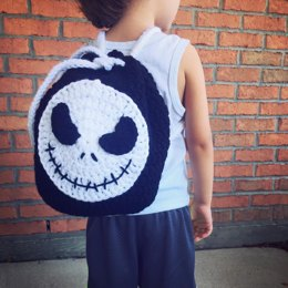 Jack Skellington Drawstring Backpack