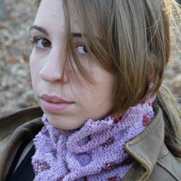 Textured Cowl in 2 Colors