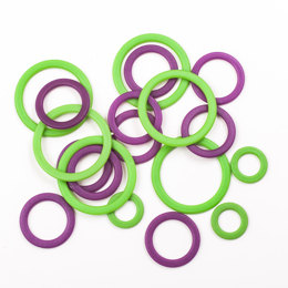 Knit Pro Stitch Ring Markers