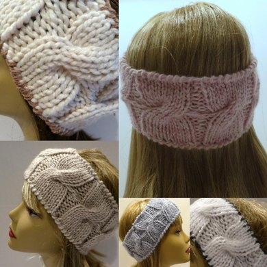 Headband Quick and Easy