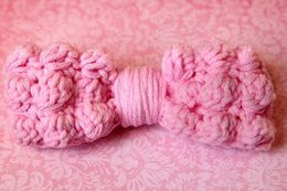 Crochet Bow Pattern Pack