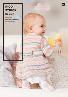 Mantel von Rico in Baby Dream DK - 96300.3029 - Downloadable PDF