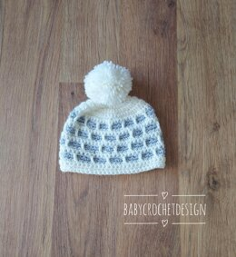 Stepping Stones Hat