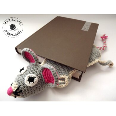 Bookmark Crazy Mouse