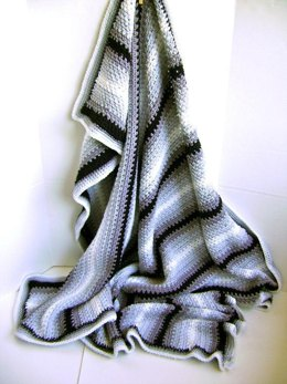 Pin Stripe Blanket