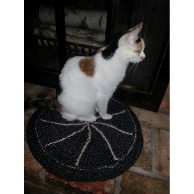 Knitting Patterns For Dogs And Cats : Cat and Dog Bed Knitting pattern by marysknittingstuff.com Knitting Pattern...