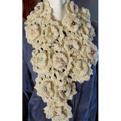 Big Bloom and Beauty Scarves