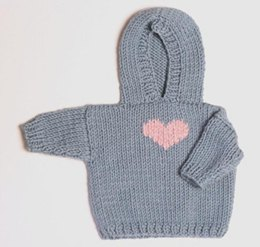 Quick-Knit Hoodie