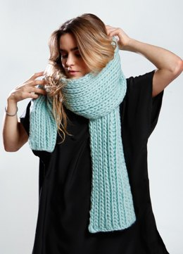 We Are Knitters Strelitzia Scarf