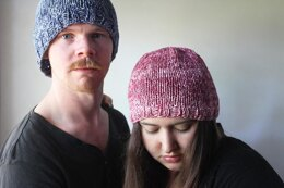 Knitted Couple Beanies