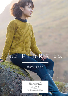 Lodore Jumper in The Fibre Co. Lore - Downloadable PDF