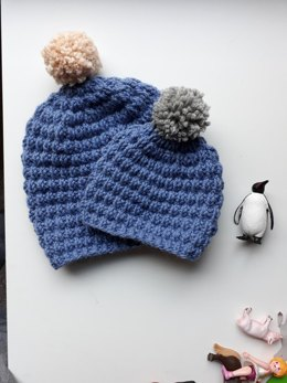 8cae8006a Free Baby Hat Knitting Patterns