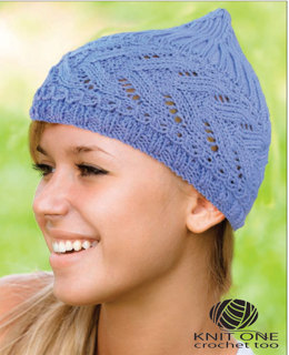 Ming Beanie by Knit One Crochet Too Pediwick - 1770 - Downloadable PDF