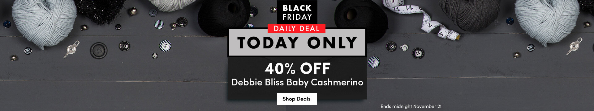 LK Marketing - NA Daily Deal Debbie Bliss