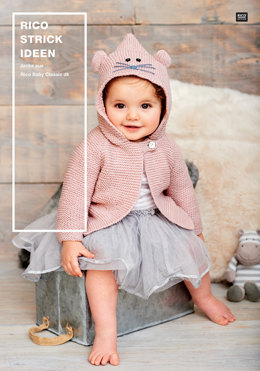 Jacke von Rico in Baby Classic DK - 96300.3013 - Downloadable PDF