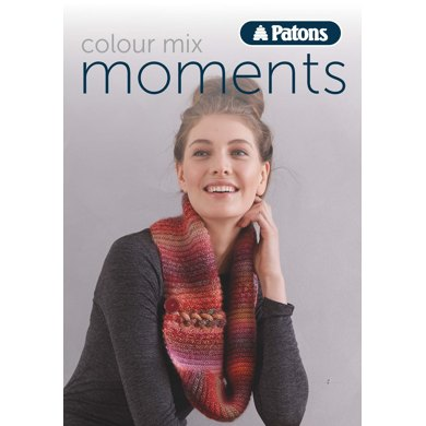 Patons Colour Mix Moments by Patons