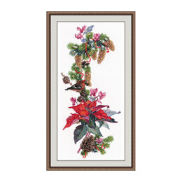 Oven A Christmas Star Cross Stitch Kit