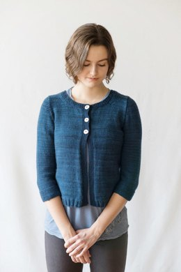 Canvas Cardigan