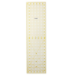 Prym Omnigrid Ruler With Inch Scale
