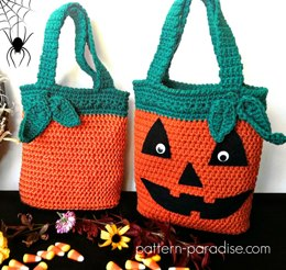 Halloween Candy Bags PDF 12-047