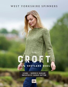 Leana Boxy Sweater in West Yorkshire Spinners The Croft DK - DBP0046 - Downloadable PDF