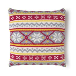 Dalarna Cushion Cover by MillaMia Naturally Soft Merino