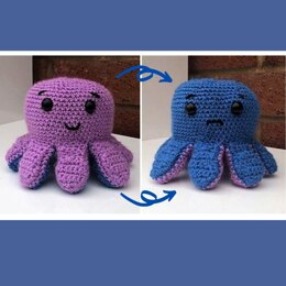 Communication Toy - Inside Out Octopus