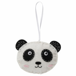 Trimits Felt Decoration Kit: Panda