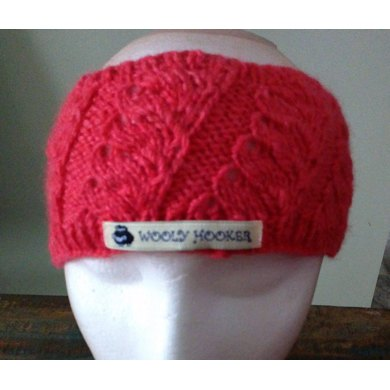 Twisted Sister Headband Knitting Pattern By Wooly Hooker