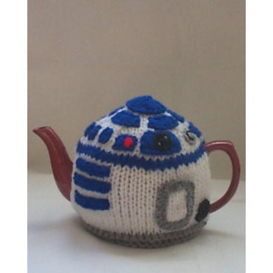 R2d2 Tea Cosy Knitting Pattern By Teacosyfolk