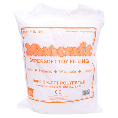 Trimits Toy Stuffing - 250g
