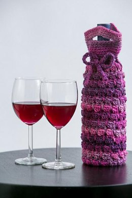 Grapey Goodness Wine Bag