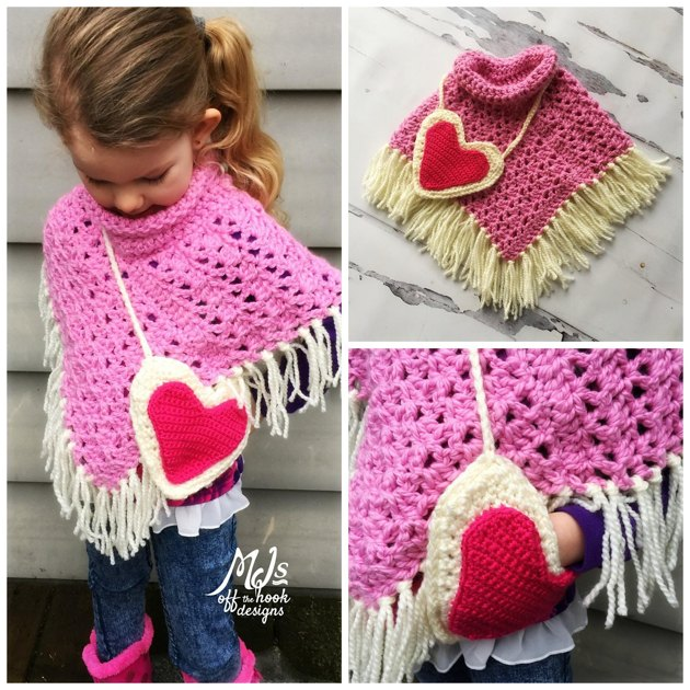 Valentine S Heart Purse Crochet Pattern By Mjsoffthehook
