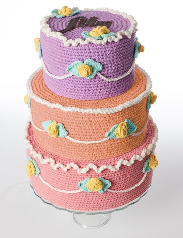 Let Them Eat Cake in Lily Sugar 'n Cream Solids