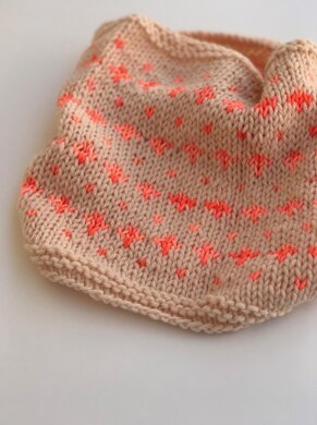 The Dreamsicle Cowl