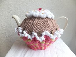 Cakes For Kids Cupcake TeaCosy