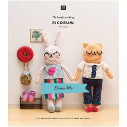 Ricorumi Dress Me by Rico Design (Eng)
