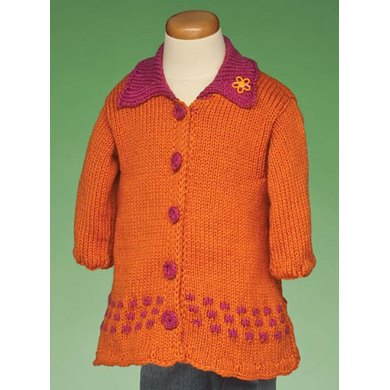 Child's Swing Coat #508
