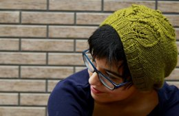 Enchanted Vines Slouchie Beanie