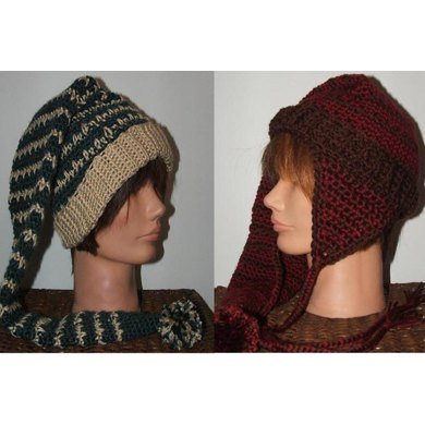 Winter Wonderland Hat Set