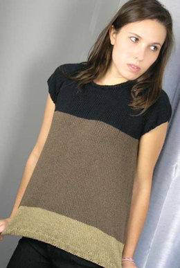 City Scape Top in Knit One Crochet Too 2nd Time Cotton - 2004 - Downloadable PDF