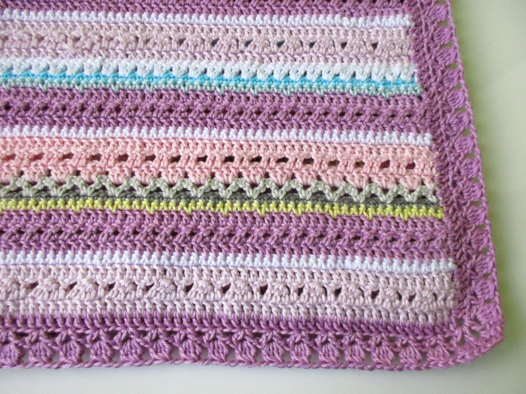 Free online crochet baby afghan patterns squareone for fantasy crochet baby blanket patternpretty pastelmixed free online bankloansurffo Image collections