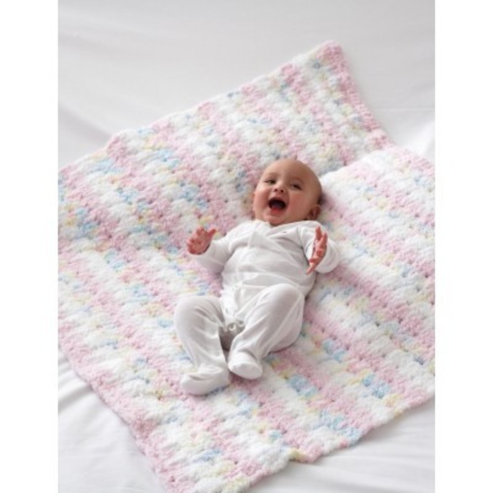 Blanket In Bernat Pipsqueak Crochet Patterns Lovecrochet