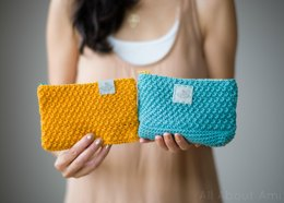 Star Stitch Pouches