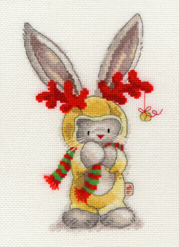 Bothy Threads Rudolf - Bebunni Cross Stitch Kit